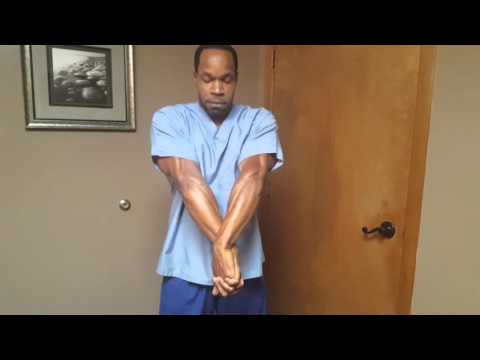 Brachioradialis stretch