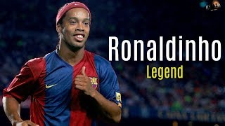 Ronaldinho ● Goodbye Football || HD ●