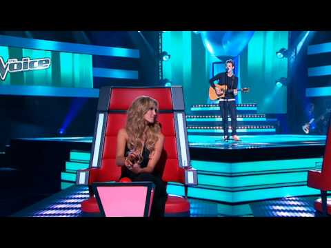 The Voice Australia: Adam Martin (@adammartinhq) sings Apologise