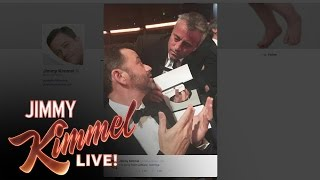 Matt LeBlanc is NOT Mad at Jimmy Kimmel