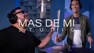 Mas De Mi (feat. Angel Lopez) - Studio Video