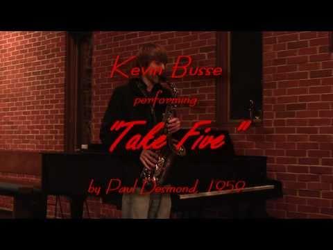 Take Five - sax solo