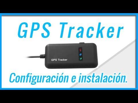 GPS Tracker - Configurar E Instalar - Como Instalar En Español 2020!!