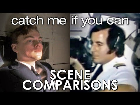 Catch Me If You Can (2002) - scene comparisons
