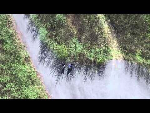 Drone tests near Arlington, WA