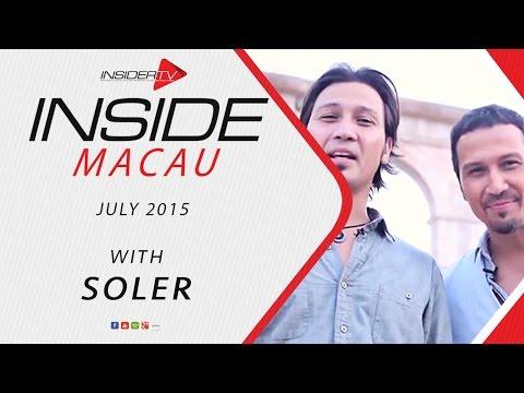 INSIDE Macau with Dino and Julio Acconci | July 2015