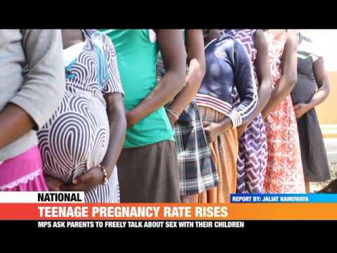 #PMLive: TEENAGE PREGNANCY RATE RISES