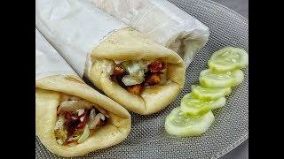 സൂപ്പർ ടേസ്റ്റിൽ 'ഷവർമ്മ 'വീട്ടിലുണ്ടാക്കാം..👌|| Homemade Chicken Shawarma || Rcp:165