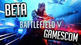 BATTLEFIELD V ROTTERDAM - GAMESCOM 2018!
