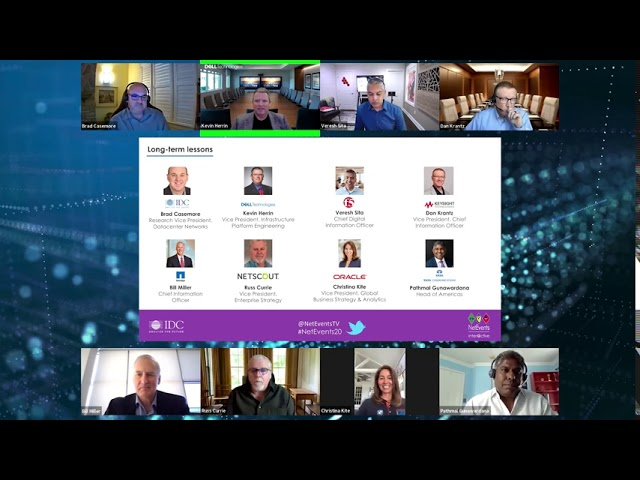 CIO Round Table Business Continuity & Collaboration: Part 3 – Long Term Lessons