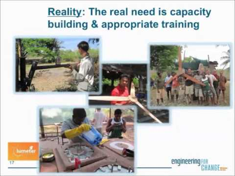 Challenges and misconceptions in scaling energy access in developing countries
