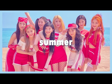 250 girl group songs to add to your summer playlist ☀️