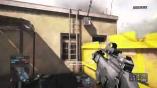 Battlefield 4 ps4 Gameplay KIllstreak