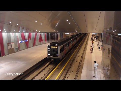 50 jaar Noord Zuidlijn Metro Zuidplein - Rotterdam Centraal 2018 from YouTube · Duration:  13 minutes 51 seconds