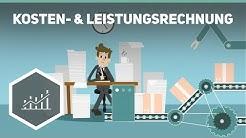 Kosten- und Leistungsrechnung einfach erklärt ● Gehe auf SIMPLECLUB.DE/GO