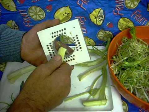 Video per taglia frutta e verdura byvalentinacortesi doovi for Imperio arredamenti
