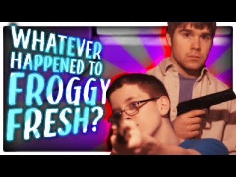 Whatever Happened to Froggy Fresh (Krispy Kreme)?