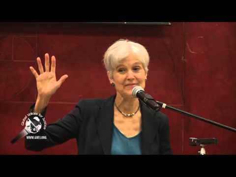 Jill Stein: 2016 U.S. Presidential Green Party Nominee 1 of 2