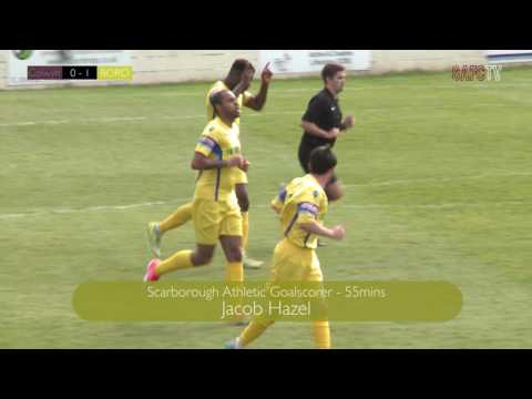 Colwyn Bay v Scarborough Athletic - 22/04/2017