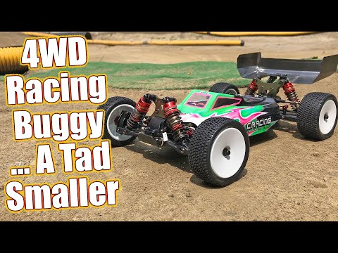 Small Car - Big Performance! LC Racing LC12B1 4wd 1/12-Scale Racing Buggy Review | RC Driver