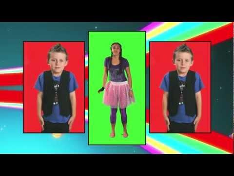 Hillsong Kids Jr. - The Greatest Commandment (Crazy Noise)