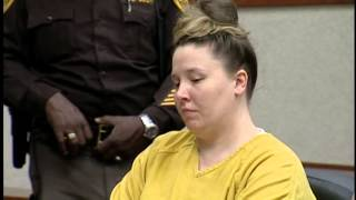 Prosecutor brought to tears as mom sentenced in hot car death