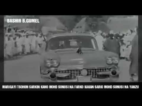 Download JANKIDI SONG OF KANO EMIR SANUSI I
