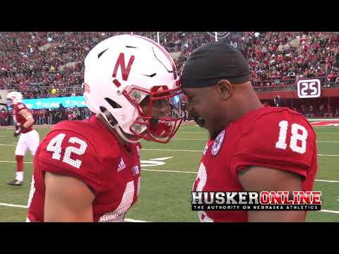 HOL HD: Nebraska vs. Wisconsin Sights & Sounds