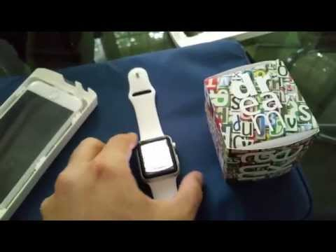 Apple Watch WeARable Holographic Augemented Reality iPhone 6 Zeiss VR One method