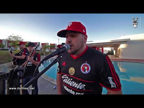 Ultimo Escuadron - El Barba Gruesa (en vivo) TIA FILMS