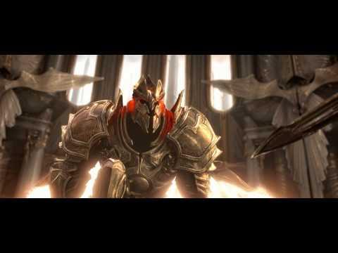 Diablo 3 cinematic - Tyrael's Sacrifice (rus) / Diablo 3 - Жертва Тираэля