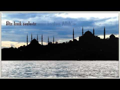 Recep Tayyip Erdoğan Biz Kısık Sesleriz