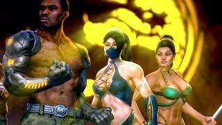 Mortal Kombat 11 Todos los Finales de Personajes (Español Latino)