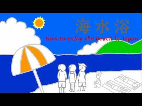 How to enjoy the beach in Japan