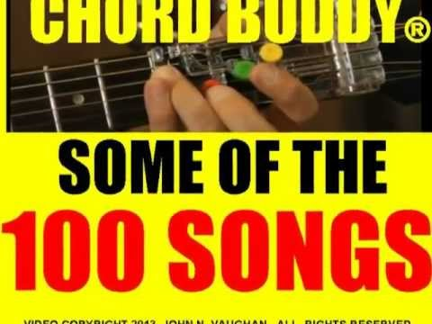 Chord Buddy Songs Review and More Chord Buddy Songs - YouTube