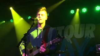 """Grant Landis - """"Don't"""" (Bryson Tiller Cover) St.Louis, Missouri 12/11/15 HD"""