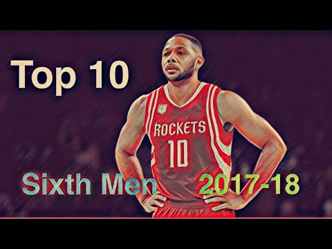 Top 10 Sixth Man of the Year Candidates for the 2017-18 NBA Season