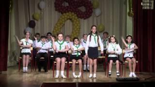 Гимназия 45 - Выпуской 4 класса - 2014