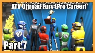 (The End!?) ATV Offroad Fury Pro Career Part #7