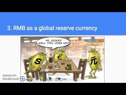 RMB Internationalization