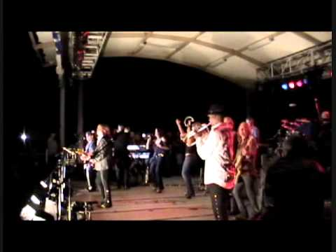 Jimmy Hall with Rock and Pop Masters (RPM) - Streetcorner Serenade, Weston, FL 2011