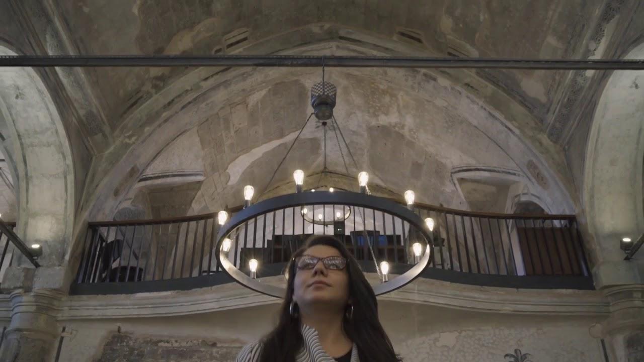 Kayseri Şehir Kütüphanesi (Kayseri Meryem Ana Kilisesi)