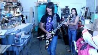 Karl Sandoval, Randy Rhoads Polka dot V