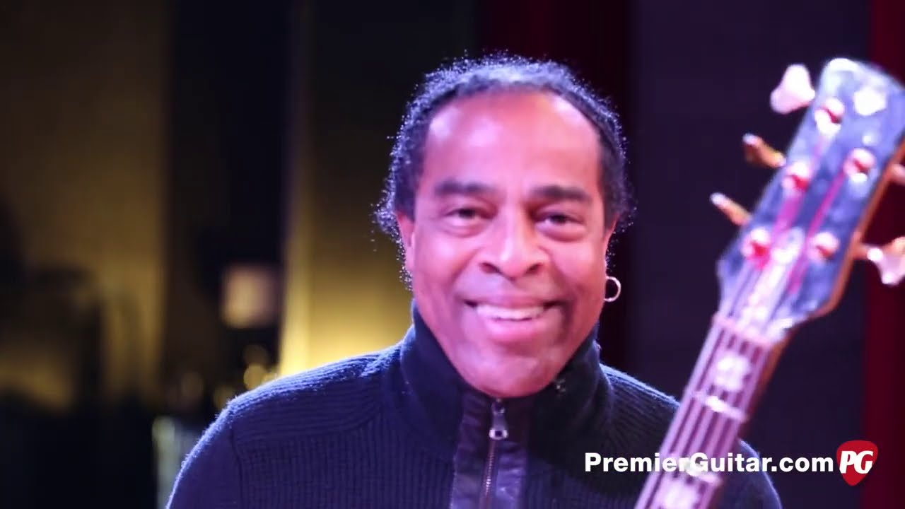 Why Doug Wimbish Started Playing Spector Basses