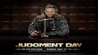 "WWE Judgment Day 2009 Official Theme song ""Rescue Me"" by Buckcherry (lyrics) + download link"