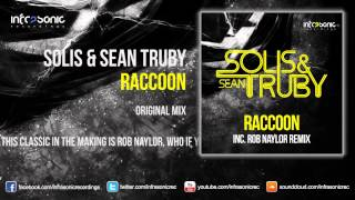 Solis & Sean Truby - Raccoon (Original Mix) [Infrasonic]