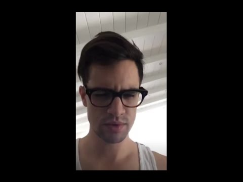 Brendon Urie Covering Once Upon A Dream From Sleeping Beauty