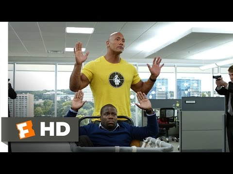 Thumbnail: Central Intelligence (2016) - Time's Up Scene (3/10) | Movieclips