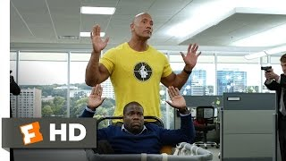 Central Intelligence (2016) - Time's Up Scene (3/10) | Movieclips