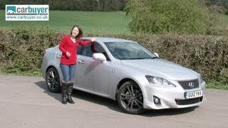 Lexus IS saloon 2006 - 2013 review - CarBuyer